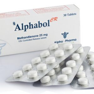 Alphabol CR Alpha-Pharma