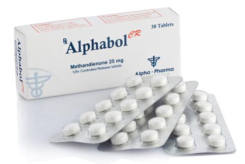Alphabol CR Alpha-Pharma