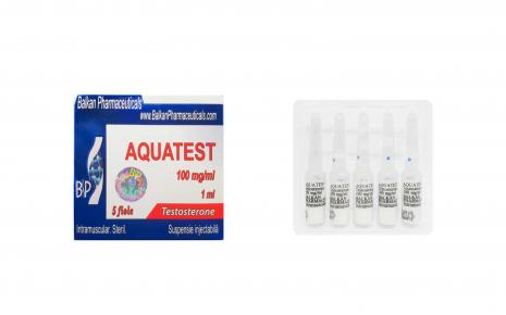 Aquatest 100 Balkan Pharmaceuticals