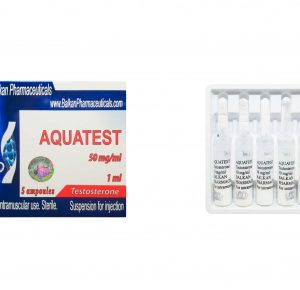 Aquatest 50 Balkan Pharmaceuticals
