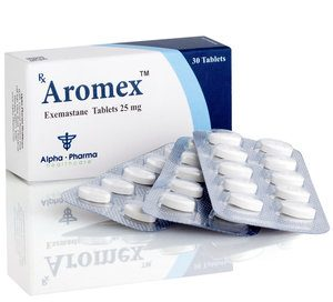 Aromex Alpha-Pharma