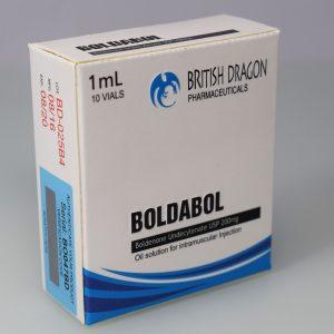 Boldabol Inject British Dragon