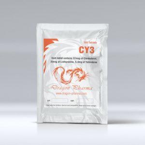 CY3 Dragon Pharma