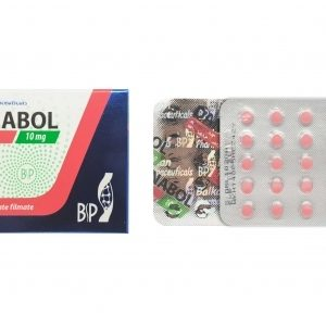 Danabol 10mg Balkan Pharmaceuticals