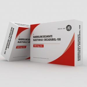 Decadubol-100 B.M. Pharmaceuticals