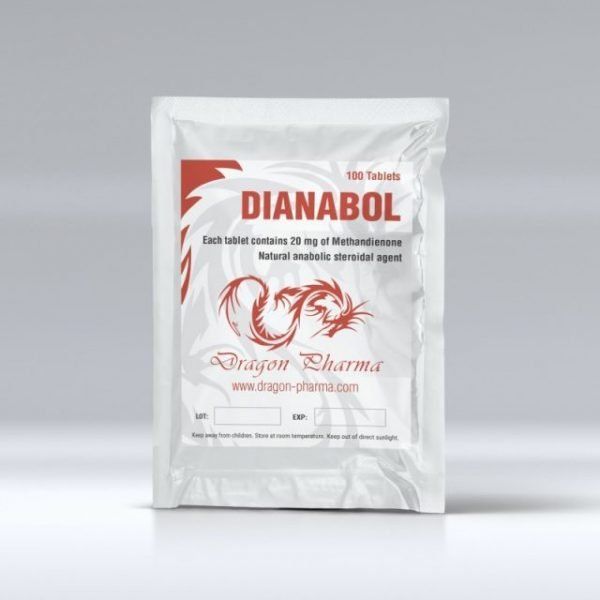 Dianabol Dragon Pharma
