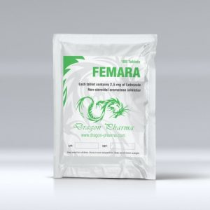 Femara Dragon Pharma