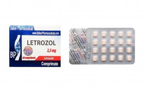 Letrozol Balkan Pharmaceuticals