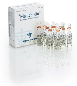 Mastebolin Alpha-Pharma