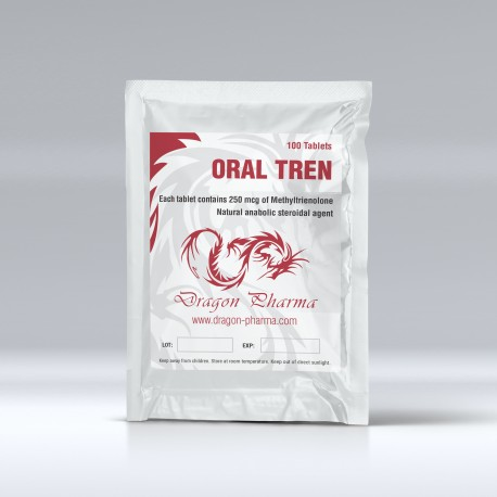 Oral Tren Dragon Pharma