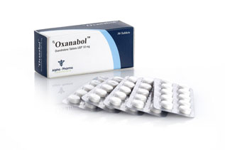 Oxanabol Alpha-Pharma