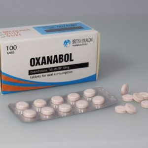 Oxanabol Tablets British Dragon
