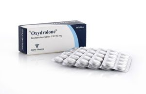 Oxydrolone Alpha-Pharma