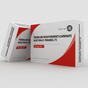 Parabol-75 B.M. Pharmaceuticals