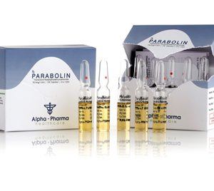 Parabolin Alpha-Pharma