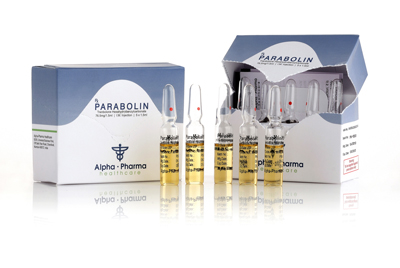 Parabolin Alpha-Pharma