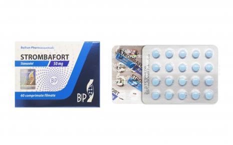 Strombafort 50mg Balkan Pharmaceuticals