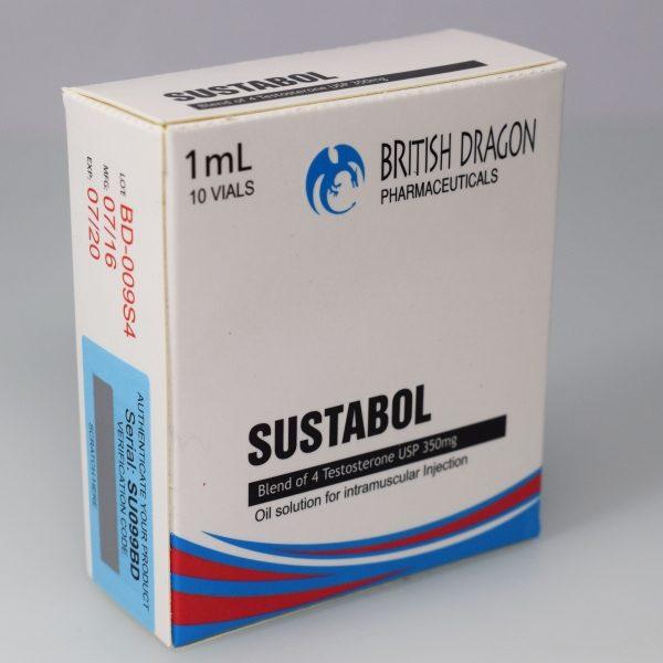 Sustabol Inject British Dragon