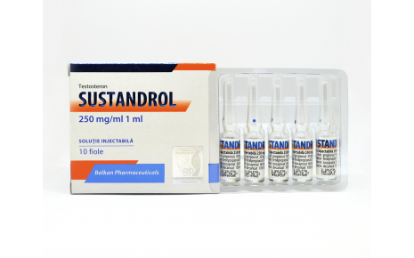Sustandrol Balkan Pharmaceuticals
