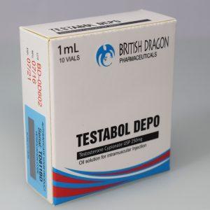 Testabol Depot Inject British Dragon