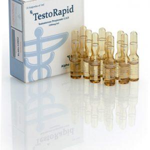 TestoRapid Alpha-Pharma