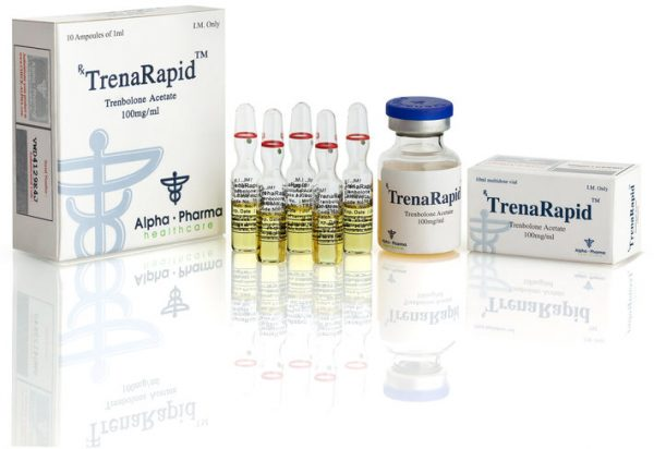 TrenaRapid Alpha-Pharma