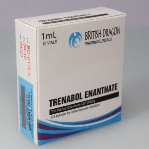 Trenabol Enanthate Inject British Dragon