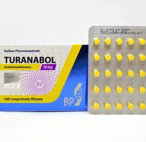 Turanabol Balkan Pharmaceuticals