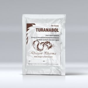 Turanabol Dragon Pharma
