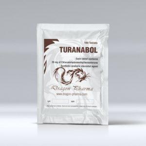Turanabol Dragon Pharma