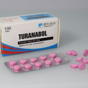 Turanabol Tablets British Dragon