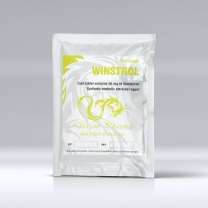 Winstrol 50mg Dragon Pharma