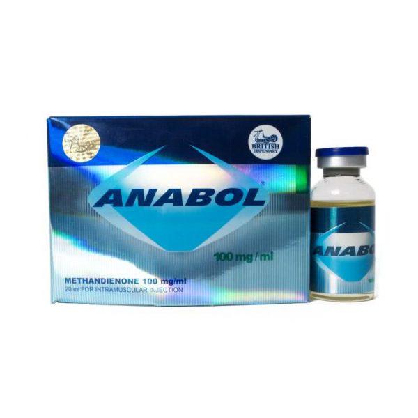ANABOL 100 British Dispensary