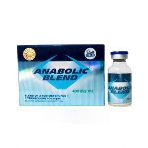 ANABOLIC BLEND 600 British Dispensary