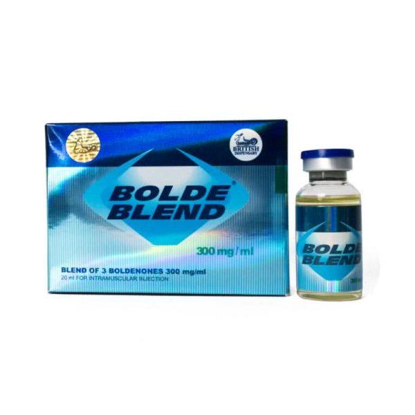 BOLDE BLEND 300 British Dispensary