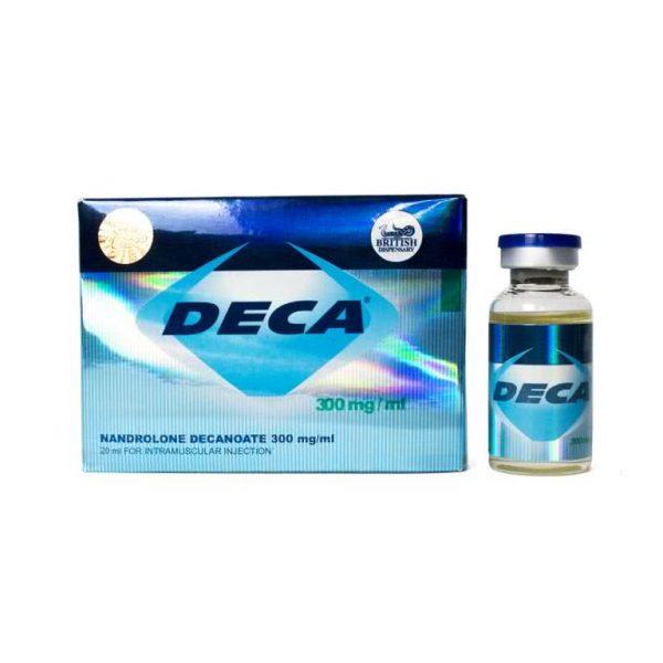 DECA 300 British Dispensary