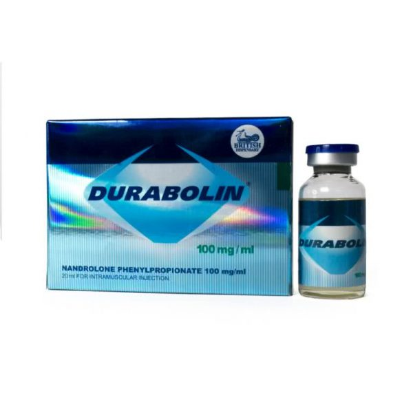 DURABOLIN 100 British Dispensary