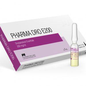 PHARMA DRO E 200 Pharmacom Labs