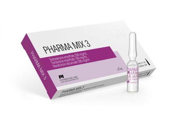 PHARMA MIX 3 Pharmacom Labs