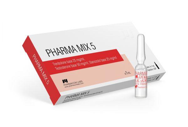 PHARMA MIX 5 Pharmacom Labs