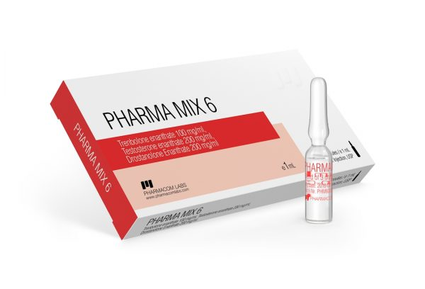 PHARMA MIX 6 Pharmacom Labs