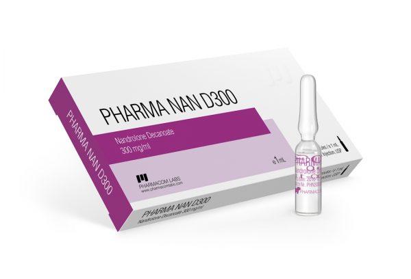 PHARMA NAN D 300 Pharmacom Labs