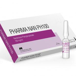 PHARMA NAN PH 100 Pharmacom Labs