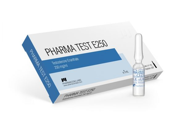 PHARMA TEST E 250 Pharmacom Labs
