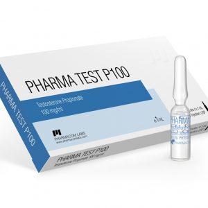 PHARMA TEST P 100 Pharmacom Labs
