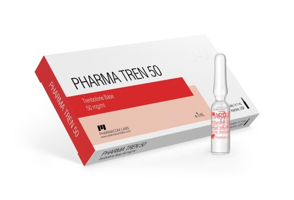 PHARMATREN 50 Pharmacom Labs