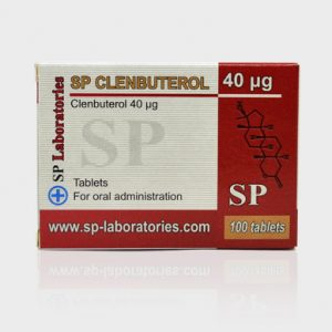 SP CLENBUTEROL SP-Laboratories