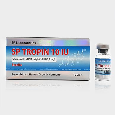 SP TROPIN 10IU SP-Laboratories