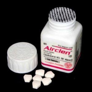 AIRCLEN 40 Thaiger Pharma Group