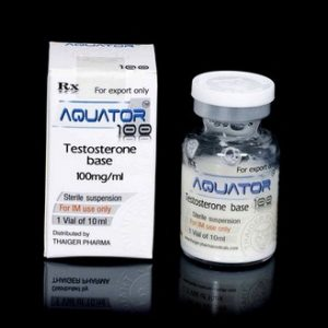 AQUATOR 100 Thaiger Pharma Group